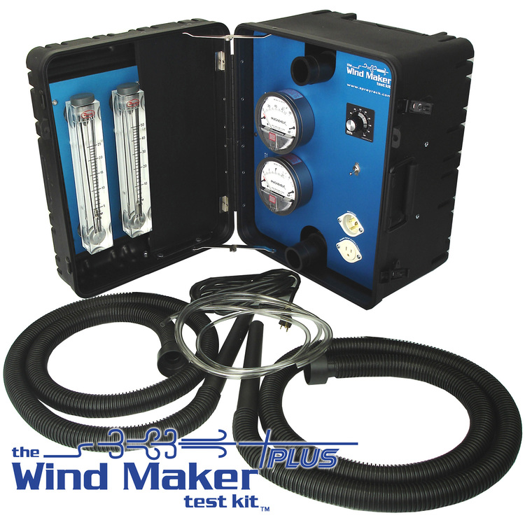 The Wind Maker test vacuum-1